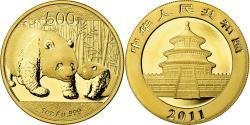 World Coins - Coin, China, 500 Yüan, 2011, , Gold