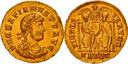 Ancient Coins - Coin, Gratian, Solidus, 367-375, Trier, , Gold, RIC:17g
