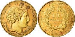 Ancient Coins - Coin, France, Cérès, 10 Francs, 1899, Paris, , Gold, KM:830