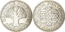 World Coins - Coin, Portugal, 50 Escudos, 1971, , Silver, KM:601