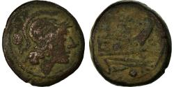 Ancient Coins - Coin, Anonymous, Triens, Roma, , Bronze