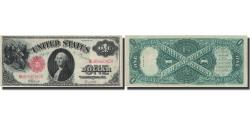 Us Coins - Banknote, United States, Five Dollars, 1917, 1917, KM:187, VF(30-35)