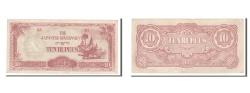 World Coins - Burma, 10 Rupees, 1942, KM #16b, EF(40-45), BA