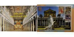 World Coins - Vatican, 2 Euro, Année Saint Paul, 2008- 2009, Enveloppe philatélique
