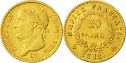 Ancient Coins - Coin, France, Napoléon I, 20 Francs, 1812, Paris, EF(40-45), Gold, KM:695.1
