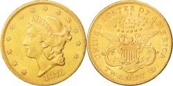Us Coins - United States, Liberty Head, $20, Double Eagle, 1876, U.S. Mint, San Francisco