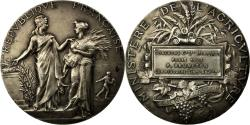World Coins - France, Medal, Agriculture, Concours Central Hippique, Paris, 1927, Dubois.A
