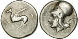 Ancient Coins - Coin, Akarnania, Leucas, Stater, , Silver, Pegasi:82