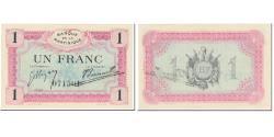 World Coins - Martinique, 1 Franc, (1915-1919), Undated (1915-19), UNC(63), KM:10