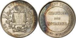 World Coins - France, Token, Notaires de l'arrondissement de Neufchâtel, Dorville,