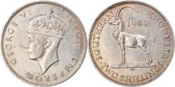 World Coins - Coin, Southern Rhodesia, George VI, 2 Shillings, 1940, , Silver, KM:19
