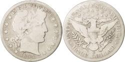 Us Coins - United States, Barber Half Dollar, Half Dollar, 1894, U.S. Mint, New Orleans