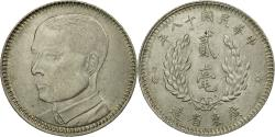 World Coins - Coin, China, KWANGTUNG PROVINCE, 20 Cents, 1929, , Silver, KM:426