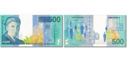 World Coins - Banknote, Belgium, 500 Francs, 1998, Undated (1998), KM:149, UNC(60-62)