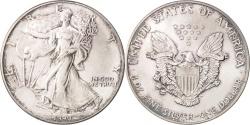 Us Coins - United States, Dollar, 1990, U.S. Mint, Philadelphia, , Silver, KM:273