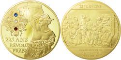 Us Coins - France, Medal, Révolution Française, Arrestation de Louis XVI à Varennes