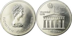 World Coins - Coin, Canada, Elizabeth II, 10 Dollars, 1974, Ottawa, , KM 94