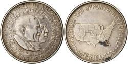 Us Coins - Coin, United States, Half Dollar, 1952, U.S. Mint, Philadelphia,