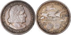Us Coins - Coin, United States, Columbus, Half Dollar, 1893, U.S. Mint, Philadelphia