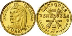 World Coins - Coin, Venezuela, Murachi, Caciques, Caracas, , Gold