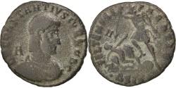 Ancient Coins - Constantius II, Maiorina, Siscia, , Copper, Cohen #47, 4.10