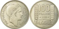 World Coins - Coin, Algeria, 100 Francs, 1950, Paris, ESSAI, , Copper-nickel, KM:E3