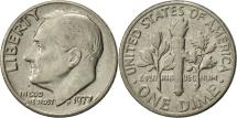Us Coins - United States, Roosevelt Dime, Dime, 1977, U.S. Mint, Philadelphia, AU(55-58)