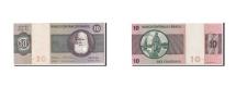World Coins - Brazil, 10 Cruzeiros, 1970, KM:193a, AU(55-58)