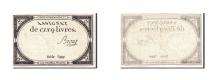France, 5 Livres, 1793, KM:A76, 1793-10-31, UNC(60-62), Lafaurie:171