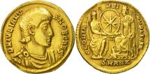 Ancient Coins - Julian II, Solidus, Antioch, EF(40-45), Gold, RIC:167