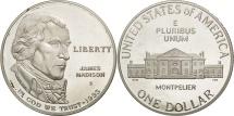 Us Coins - United States, Dollar, 1993, U.S. Mint, San Francisco, MS(63), Silver, KM:241
