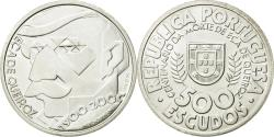 World Coins - Coin, Portugal, 500 Escudos, 2000, Lisbon, , Silver, KM:725
