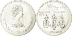 World Coins - Coin, Canada, Elizabeth II, 10 Dollars, 1974, Royal Canadian Mint, Ottawa