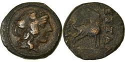 Ancient Coins - Coin, Kingdom of Macedonia, Thessalonica, Bronze Æ, 187-31 BC,