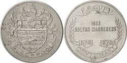 World Coins - United Kingdom, Great-Britain, Token, 1953, , Nickel, 27, 8.20