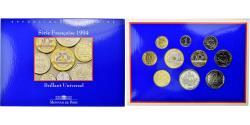 World Coins - Coin, France, Set, 1994, Paris, , Gadoury:page 263