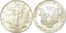 Us Coins - Coin, United States, Dollar, 1991, U.S. Mint, Philadelphia, , Silver