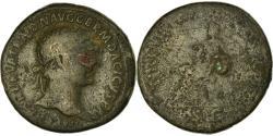 Ancient Coins - Coin, Trajan, Dupondius, 101, Rome, , Copper, RIC:428