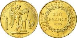 Ancient Coins - Coin, France, Génie, 100 Francs, 1886, Paris, , Gold, KM:832