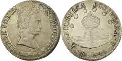 World Coins - Coin, Bolivia, 8 Soles, 1845, Potosi, , Silver, KM:103