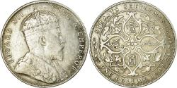 World Coins - Coin, Straits Settlements, Edward VII, Dollar, 1908, Bombay, , Silver