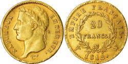 Ancient Coins - Coin, France, Napoléon I, 20 Francs, 1812, Lille, , Gold, KM:695.10