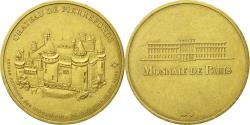 World Coins - France, Token, Touristic token, Pierrefonds - Chateau n°1, 1998, MDP