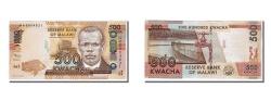World Coins - Malawi, 500 Kwacha, 2012, KM #61, UNC(65-70), AA8804831