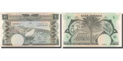 World Coins - Banknote, Yemen Democratic Republic, 10 Dinars, UNDATED (1984), KM:9b, EF(40-45)