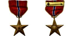 World Coins - United States of America, Bronze Star, Heroic or Meritoritus Achievement, Medal