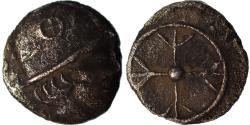 Ancient Coins - Coin, Massalia, Obol, Marseille, Rare, , Silver, Feugère & Py:OBM-2a
