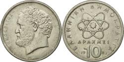 World Coins - Coin, Greece, 10 Drachmes, 1982, , Copper-nickel, KM:132