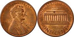 Us Coins - United States, Lincoln Cent, Cent, 1986, U.S. Mint, Denver, , Copper