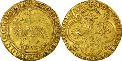 World Coins - Coin, France, Philippe IV le Bel, Agnel d'or, 1311, Extremely rare,